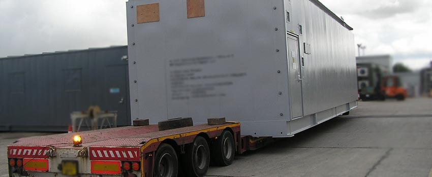 Trasporti eccezionali project cargo