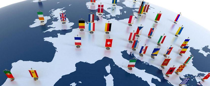 Trasporti internazionali di merci conto terzi in tutta Europa