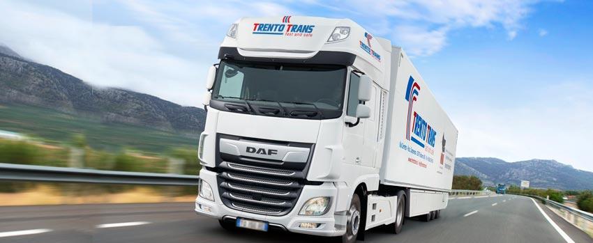 Trasporti nazionali di merci conto terzi in tutta Europa