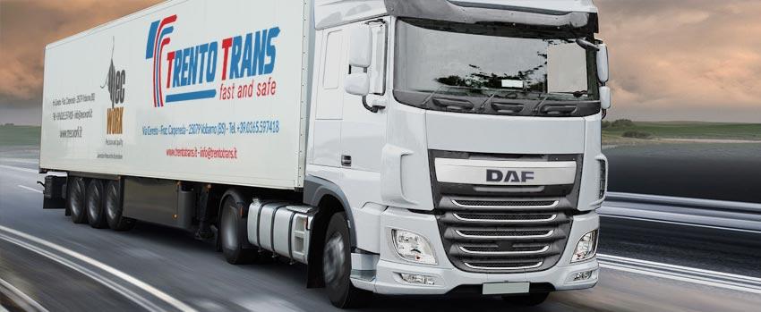 Trasporto merci e Logistica Val Sabbia Brescia